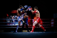 Muay Thai Fight: US vs. Burma